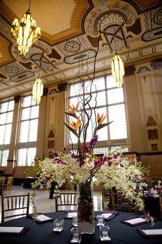 Hughes Wedding Reception - Tropical