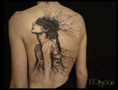 Gorgeous art #L'Oiseau