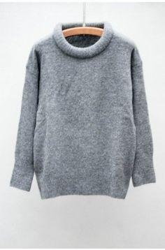 Isabel Marant Etoile Grey Addyson Pullover | $435