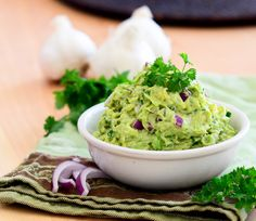 Tomato-Free GuacamoleSimple.Delicious. | Finding Vegan - submitted by Jennifer's Kitchen
