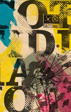 Cotidiano_serie // Poster_01 by {Bruno Martins}, via Flickr