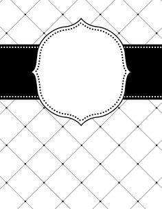 3 ring binder cover template