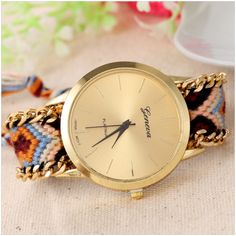 #royaltysforthecommoner  Braided BFF Watch  Limited stock... Grab yours now  Code no: W93:033 Price: ₹649/- Ordering Details: Contact/whatsapp @07666649710/09022910123 Payment Mode: COD all over India✔️ Bank Transfer ✔️ Delivery period: 8-10days maximum if cash on delivery  4-5days maximum if NEFT/bank transfer