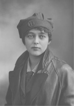 Mary Bushby Stubbs, saving French lives.  British women played an increasing part in the war effort as the Great War went on. It was not just British forces that benefited from their contribution. Mary Bushby Stubbs served with the British and the French, and was decorated by both for her bravery in the field.