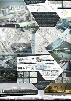 Architecture Graduation Transportation hub