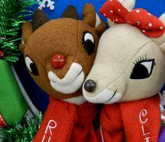 Peluche de Noël - Photo  gratuite et libre de droit offerte par PubliKado