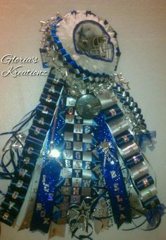 Dallas Cowboys Baby! By: Gloria's Kreationz