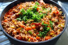 Amazing Chickpea dish with minced meat I Love Food, A Food, Good Food, Food And Drink, Yummy Food, Tasty, Healthy Drinks, Healthy Recipes, Healthy Food