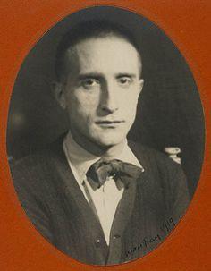 Man Ray Marcel Duchamp 1919