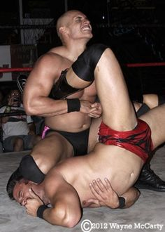 sensual pro wrestling
