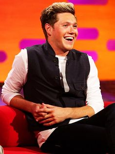 Niall at the Graham Norton Show!