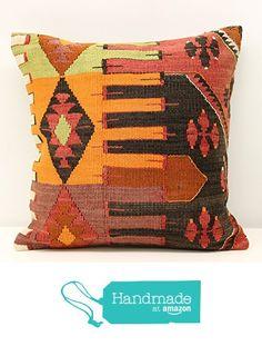 Art Deco kilim pillow cover 16x16 inch (40x40 cm) Boho kilim pillow cover Home Decor Natural Pillow cover Chevron Kilim Cushion Cover from Kilimwarehouse https://www.amazon.com/dp/B01NBMX3S2/ref=hnd_sw_r_pi_dp_ycOwyb22G5T6Q #handmadeatamazon