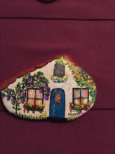 Painted Rock cottage!
