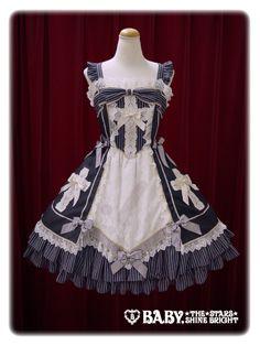 Margaretha ジャンパースカート/Margaretha jumper skirt   BABY,THE STARS SHINE BRIGHT