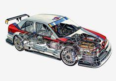 Alfa Romeo 155 2.5 V6 DTM