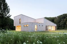 In Three Oaks, Michigan, a passive house that happens to be a laboratory.
