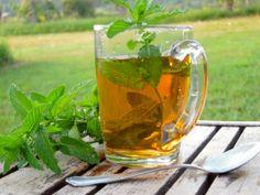 Du thé glacé à la menthe
