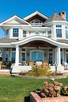 24 Most Popular Dream House Exterior Design Ideas ~ House Design Ideas Style At Home, Future House, Villa Plan, Dream Beach Houses, Home Wallpaper, House Goals, Home Fashion, Fashion Fail, Beach Fashion