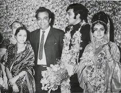 Vinod Khanna Weds.