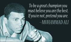 Here is Muhammad Ali Quote Collection for you. Muhammad Ali Quote great inspirational muhammad ali quotes we can apply into our li. Inspirational Quotes About Courage, Courage Quotes, Quotes About Strength, Motivational Quotes, Muhammad Ali Quotes, Best Quotes, Life Quotes, Big Words, America's Got Talent