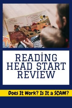 Reading Head Start Review - Does It Work? Is It a SCAM? The Reading Head Start program is a digital program that will help to improve your child's reading skills. Read our full review to see if it is worth it for your child! head start reviews from parents, reading head start vs hooked on phonics, head start reading program, reading head start review, reading head start program reviews, reading head start scam, reading head start sarah shepard, reading head start program free, Reading Practice, Reading Skills, Head Start Programs, Hooked On Phonics, Feeling Dizzy, Does It Work, Learning Process, Way Of Life, You Changed