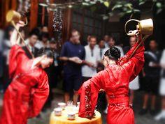 茶艺表演 kongfu tea