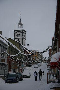Røros in Norway