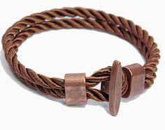 Nautical Bracelet Paracord Bracelet Men Bracelet anchor Bracelet Nautical Wristband Men Paracord