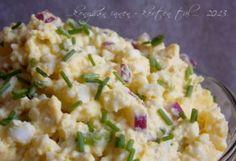 Lilahagymás tojáskrém | NOSALTY – receptek képekkel