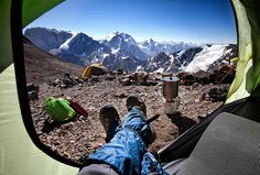 Tajikistan tent views are beyond epic - Matador Network