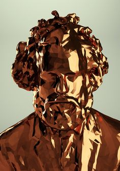 Kinect Portraits, Mike Pelletier