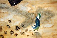 Il grillo parlante (The Talking cricket) by Fabio Buonocore