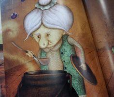 ''Cornelio era un viejecito que no había descubierto el amor. A veces se sentía solo y triste. Entonces, se dedicaba a inventar:semillas voladoras,rastrillos mellados,flores con ruedas, jardines de pompas de jabón...''