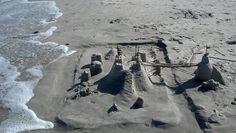 @John Reed sandcastle fun
