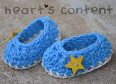 Items similar to Newborn Crochet Baby Shoes Booties. Baby Blue cotton yarn Yellow Star button on Etsy Crochet Baby Shoes, Newborn Crochet, Knit Crochet, Star Buttons, Preemie Babies, Baby Booties, Baby Blue, Hearts, Blue And White