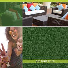 DIY Turf - Reed
