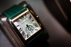 A Very Early Look At The Cartier Tank MC, The New Tank With Manfacture Movement
