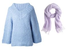 The 10 Best Sweaters and Scarves for Winter 2014 - Vogue
