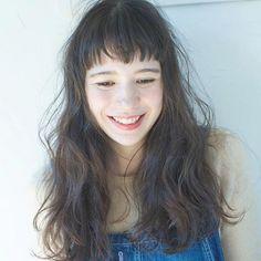 HAIR&MAKE:SAWAKI MASANORI ショートバングに波なみパーマ♡ 一度かけてしまえばくしゅっとスタイリングするだけ!