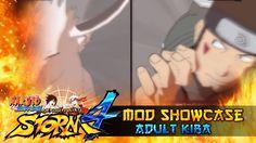 awesome Adult Kiba and Akamaru!!! Naruto Shippuden Supreme Ninja Storm 4 Mods