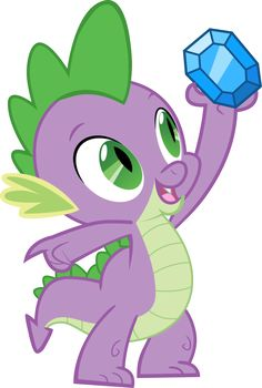 my little pony spike - Google Search