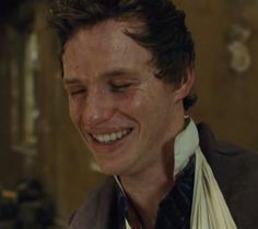 Hay Marius, stop laughing, all your friends just died. Cosette tho.