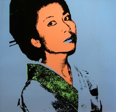 Kimiko by Andy Warhol on artnet Auctions