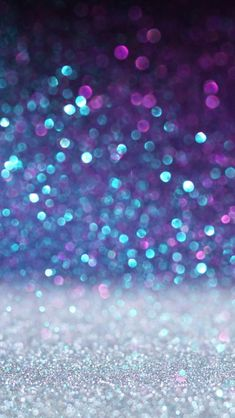 Wallpaper iPhone glitter