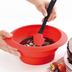 Miska do rozpuszczania czekolady - Lekue - DECO Salon #bowl #chocolate #smartkitchen #kitchenaccessories