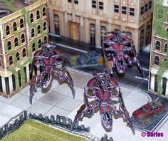 Metallic shaltaris by Darios Painting Competition, Metallic, Miniatures, Ship, Cool Stuff, Ships, Minis