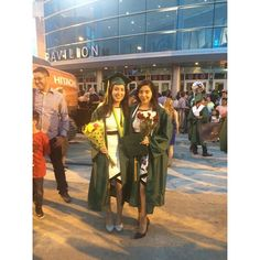 WEBSTA @ jazzzmin_22 - Exactly 4 years later, I got to graduate with my best friend once again. Nothing can break us, love you more than words. Thank you for always being there for me. Go best friend!