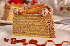 Doboš torta (original recept) | Kuhinjica