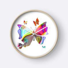 Butterfly Art by ACpixl