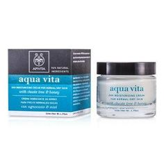 Aqua Vita 24H Moisturizing Cream (For Normal-Dry Skin) - 50ml-1.76oz
